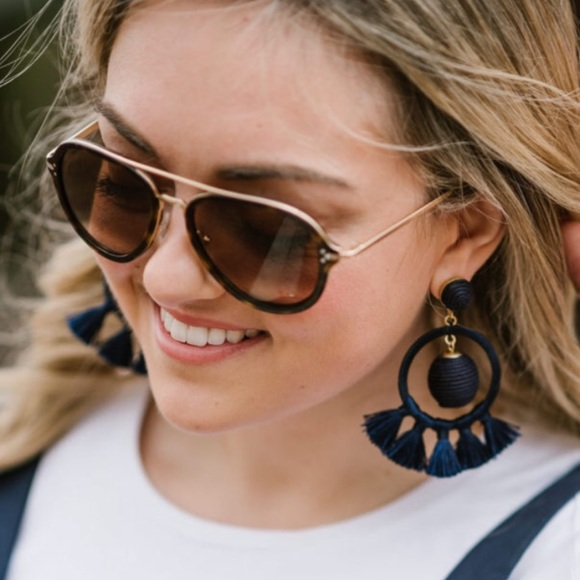 adb814472f7f6 Celine Accessories - Celine Drop CL 41374 S Tortoise Sunglasses